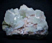 Apophyllite and Okenite Zeolites